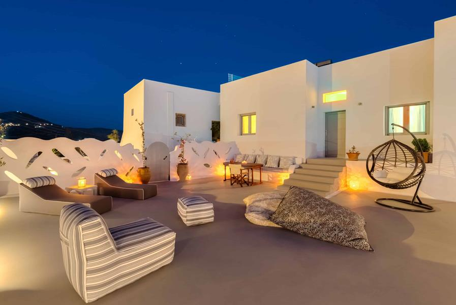 Nereus Suite Terrace