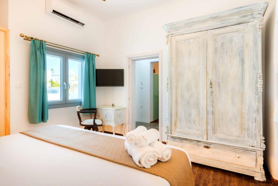 Nereus Suite Bedroom