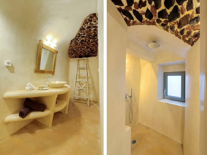 Oceanida Cave Suite_bathroom