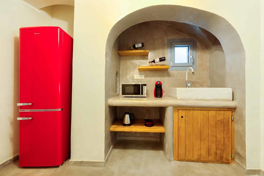 Thetis Suite Kitchen