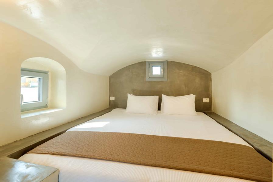 Thetis Suite Bedroom
