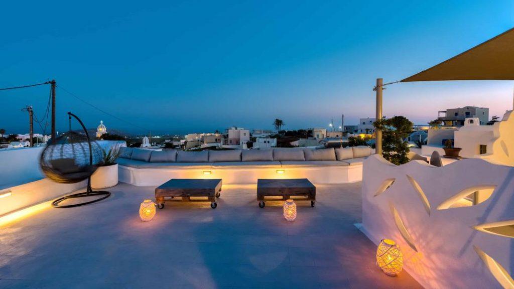Thetis Suite Terrace