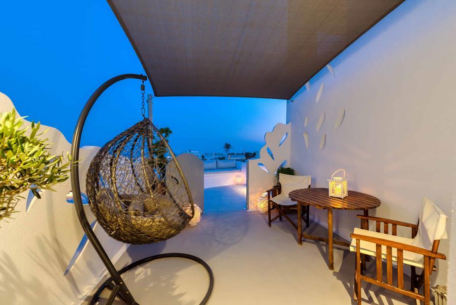 Thetis Suite Veranda